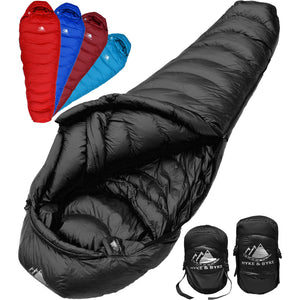 Quandary 15°F Ultralight Down Sleeping Bag