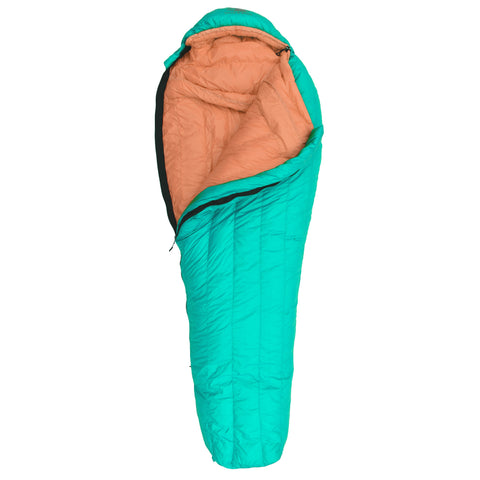 Eolus 800 Fill Power 0°F Ultralight Goose Down Sleeping Bag