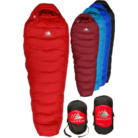 Snowmass 0°F Ultralight 650FP Down Sleeping Bag
