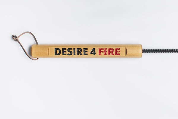 Fire Pit Poker, Desire 4 Fire, Ame High