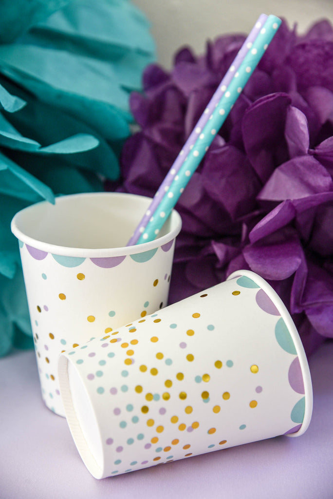 Under The Sea Paper Cups (Pack of 8)