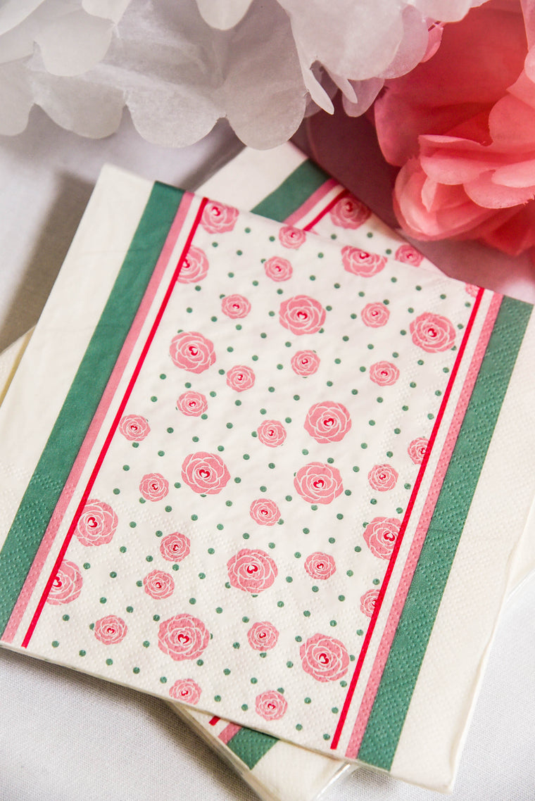 High Tea Napkins (Pack of 20)
