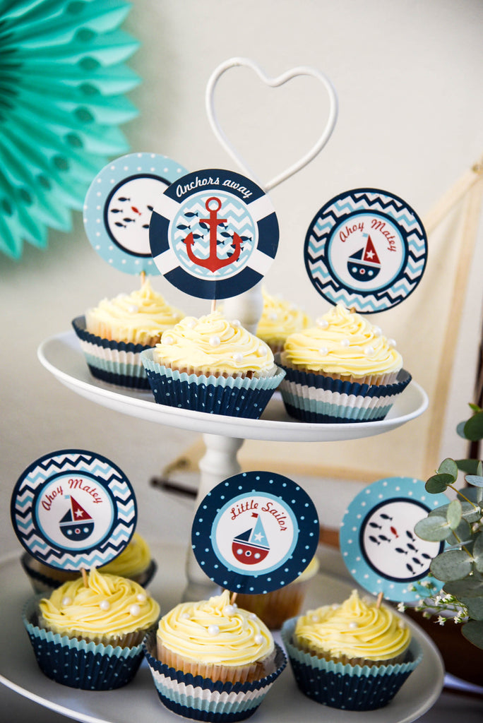 Little Sailor Cake Box Set