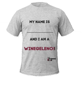 I am a Winegeleno -- Men's Tee