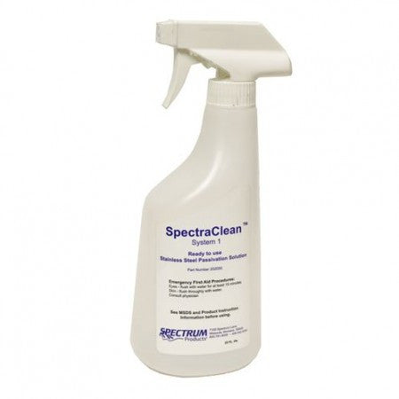 Spectra Clean System 1 Daily Use  (22oz), Case of 4 - Part# 47906