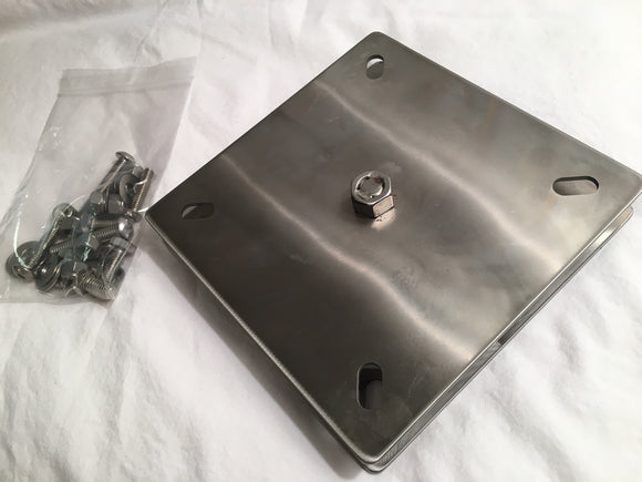 Adapter Plate W/Swivel Assembly - Part# 20295-00
