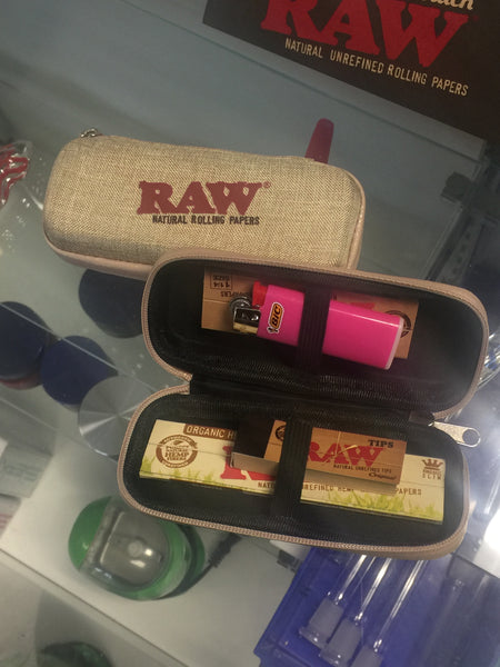 RAW Pre-Rolled Caddy