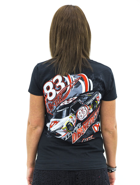2016 Matt DiBenedetto #83 - Women's Set