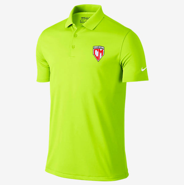 Cosmo Motors Nike Polo (Victory Solid)