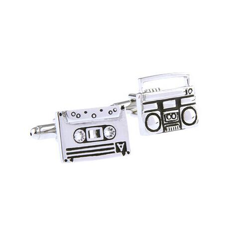 Guitars Music Icons Cufflinks - Zacca store