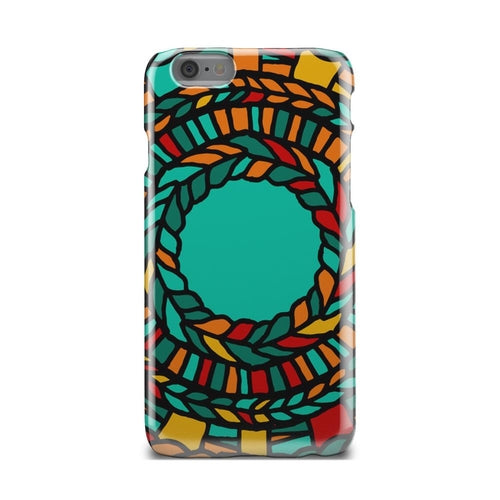 Knot Circle iPhone Case - Zacca store