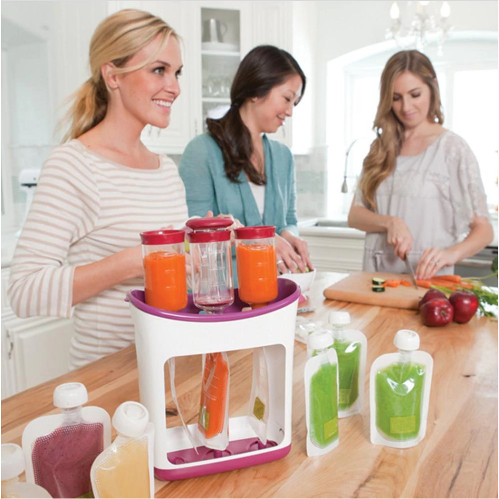 Baby food station - Zacca store
