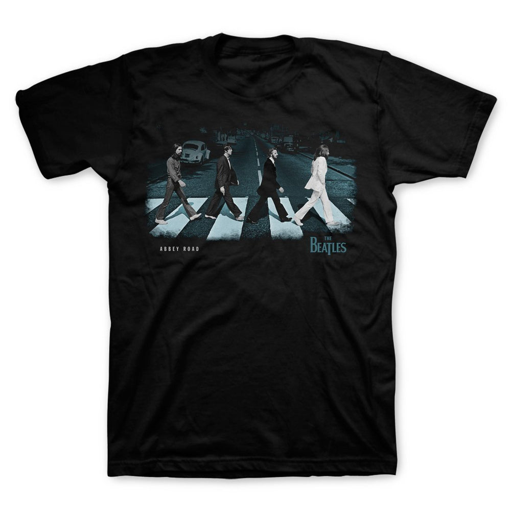 The Beatles | Abbey Stride T-Shirt - Zacca store