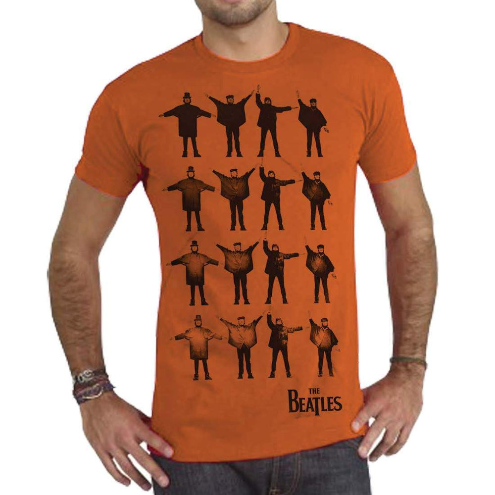 The Beatles | Help! Repeat T-Shirt
