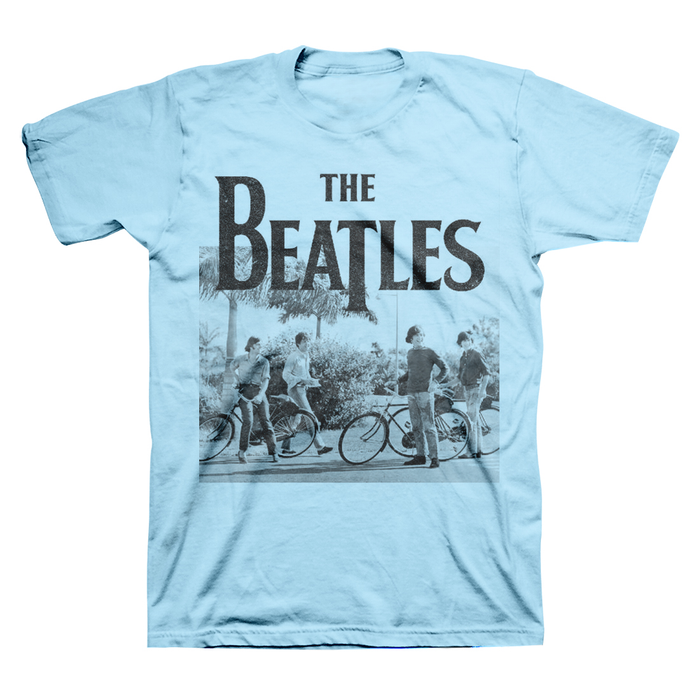 The Beatles | Bicycle T-Shirt - Zacca store
