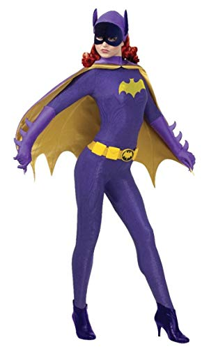 バットガール ハロウィーンコスチューム大人用 Rubie's Costume Grand Heritage Batgirl Classic TV Batman Circa 1966 Costume