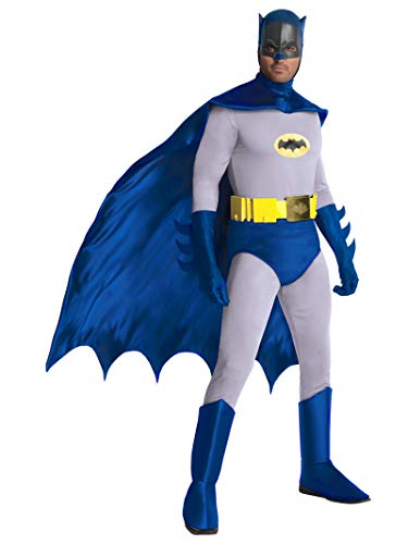 バットマン ハロウィーンコスチューム大人用 Rubie's Costume Grand Heritage Classic TV Batman Circa 1966 Costume