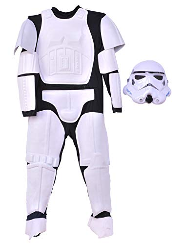 スターウォーズ コスチューム大人用 Adult Deluxe Storm Trooper Costume - Zacca store