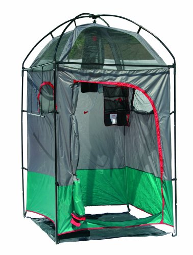 屋外用ポータブルシャワー Texsport Instant Portable Outdoor Camping Shower Privacy Shelter Changing Room - Zacca store