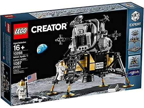 レゴ クリエーター NASA Lego Creator NASA Apollo 11 Lunar Lander Set 10266 New with Box