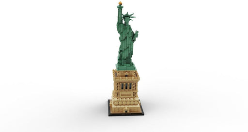 LEGO 建築シリーズ 自由の女神 Architecture Statue of Liberty 21042 Building Kit (1685 Pieces) - Zacca store