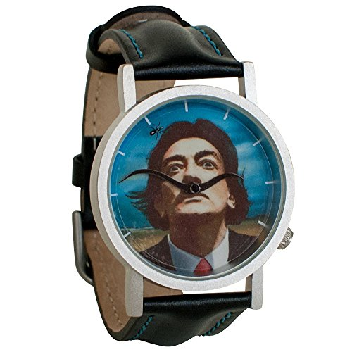 サルバドール・ダリ アナログ腕時計 The Surreal Salvador Dali Art Unisex Analog Watch
