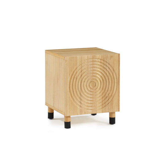 ジョナサン・アドラー  ジョセフベッドサイドテーブル Now House by Jonathan Adler Josef Bedside Table, Blonde Wood - Zacca store