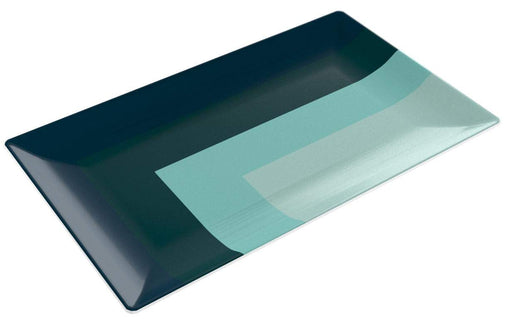ジョナサン・アドラー  クロマトリンケットトレイ Now House by Jonathan Adler Chroma Trinket Decorative Tray, Green - Zacca store
