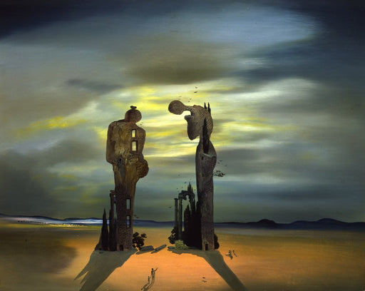 サルバドール・ダリ アートポスター Berkin Arts Salvador Dali Giclee Canvas Print Paintings Poster Reproduction - Zacca store