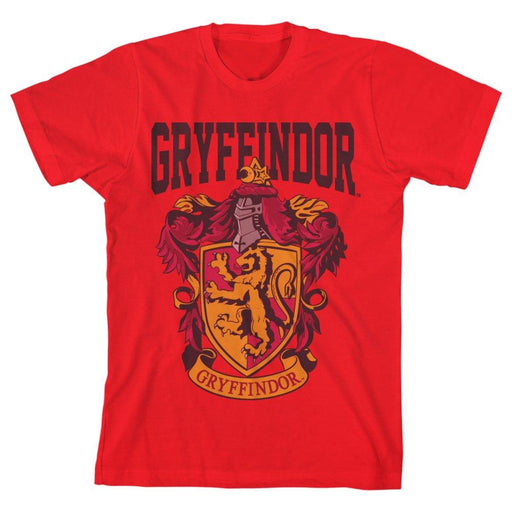 ハリーポッターメンズT-シャツ Harry Potter Gryffindor Boys T-shirt - Zacca store
