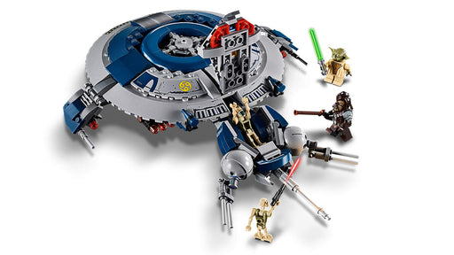 LEGO Star Wars: スターウォーズ:シスドロイドガンシップの復習 The Revenge of the Sith Droid Gunship 75233 Building Kit, 2019 (329 Pieces) - Zacca store