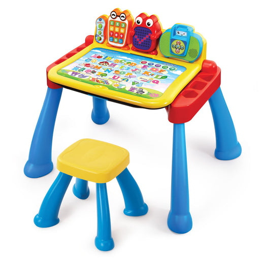 VTech タッチアンドラーンデスク Touch and Learn Activity Desk Deluxe (Frustration Free Packaging) - Zacca store
