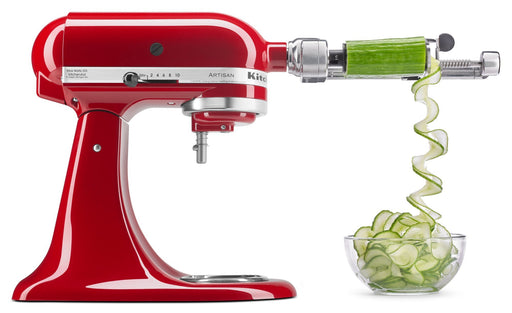 KitchenAid 卓上野菜スパイラライザー KSM1APC Spiralizer Attachment - Zacca store