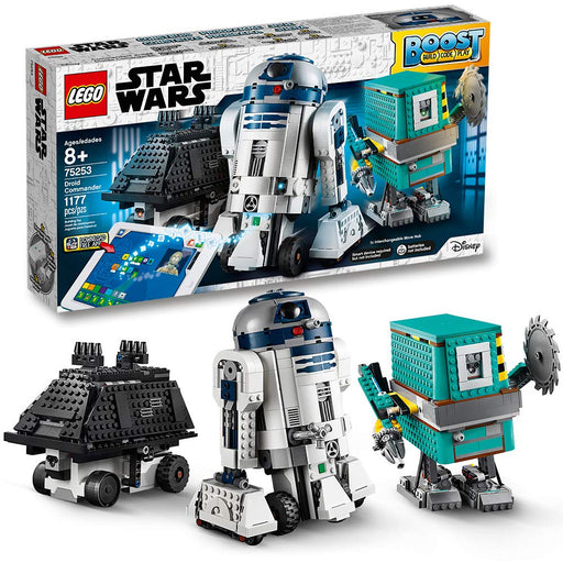 LEGO スターウォーズ ドロイド・コマンダー Star Wars Boost Droid Commander 75253 - Zacca store