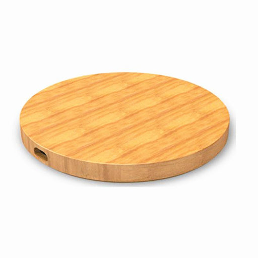 Bamboo Qi Wireless Charger Pad For iPhone - Zacca store