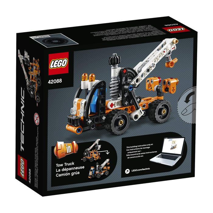 LEGO テクニーク チェリーピッカー 高所作業車 Technic Cherry Picker 42088 Building Kit , New 2019 (155 Pieces) - Zacca store