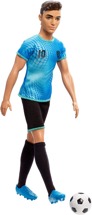 Barbie Careers Ken Soccer Player Doll - Zacca store