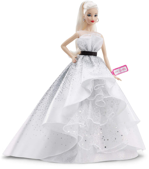 バービー60周年記念エディション Barbie 60th Anniversary Doll - Zacca store