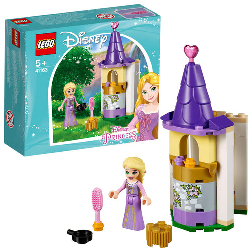 LEGO ディズニー ラプンツェルの小さな塔 Disney Rapunzel's Petite Tower 41163 Building Kit, 2019 (44 Pieces) - Zacca store