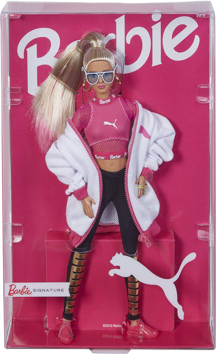 Barbie Puma Doll, Blonde - Zacca store