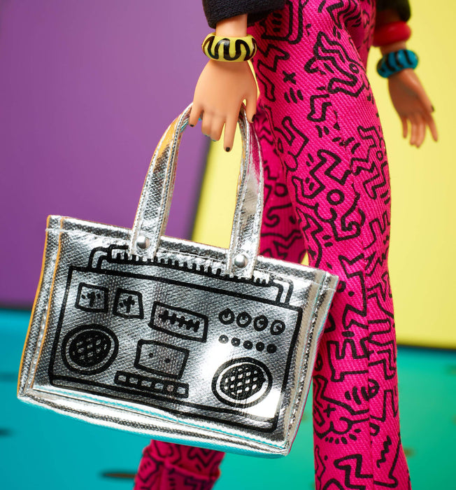 Barbie X Keith Haring Doll - Zacca store
