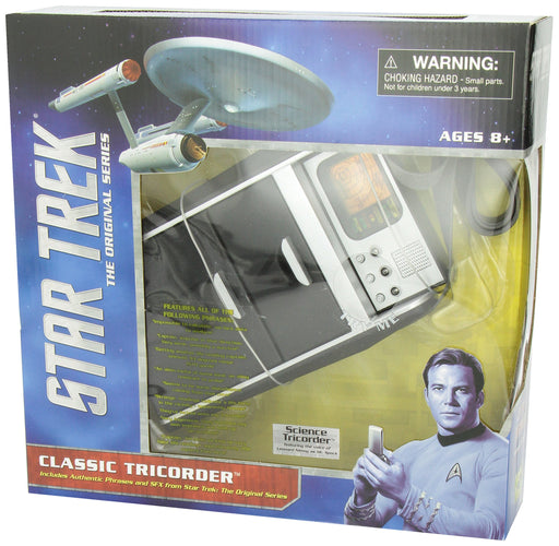 DIAMOND SELECT TOYS Star Trek: The Original Series Tricorder - Zacca store