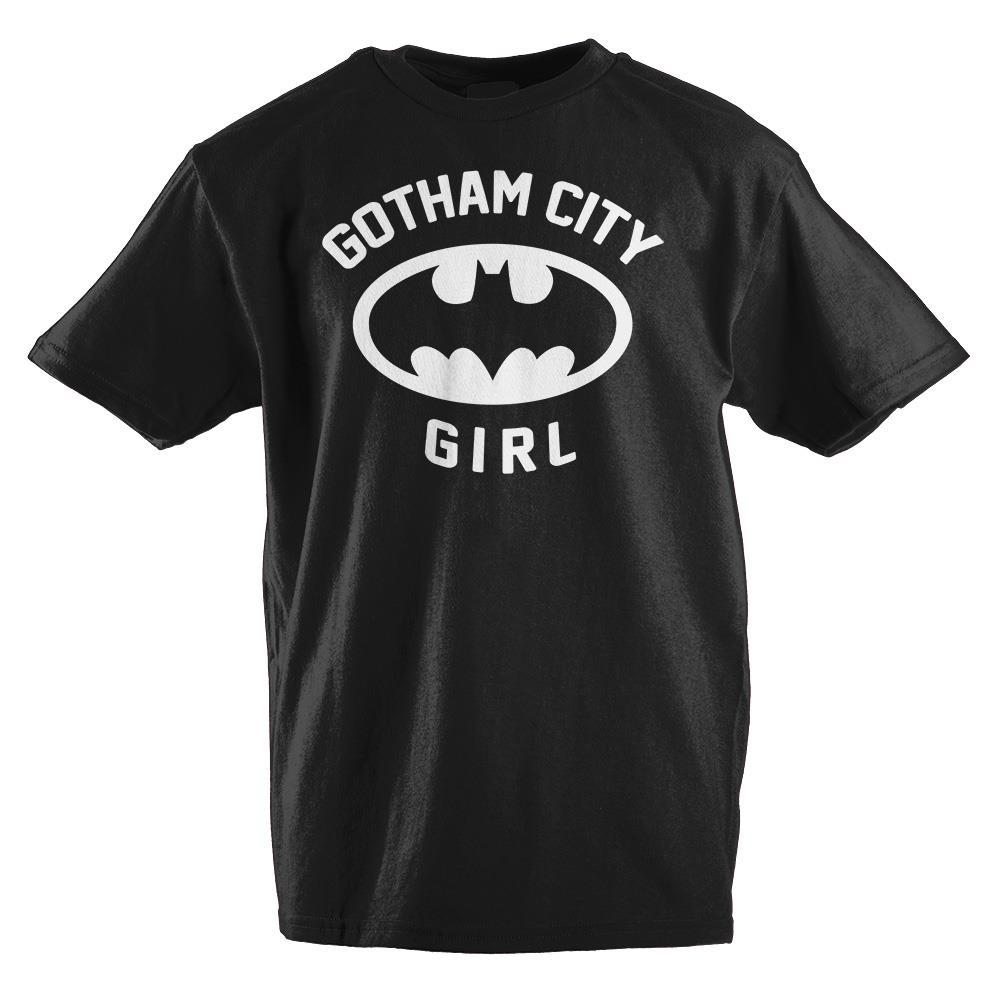 DC Comics Batman Gotham City Girls T-Shirt - Zacca store