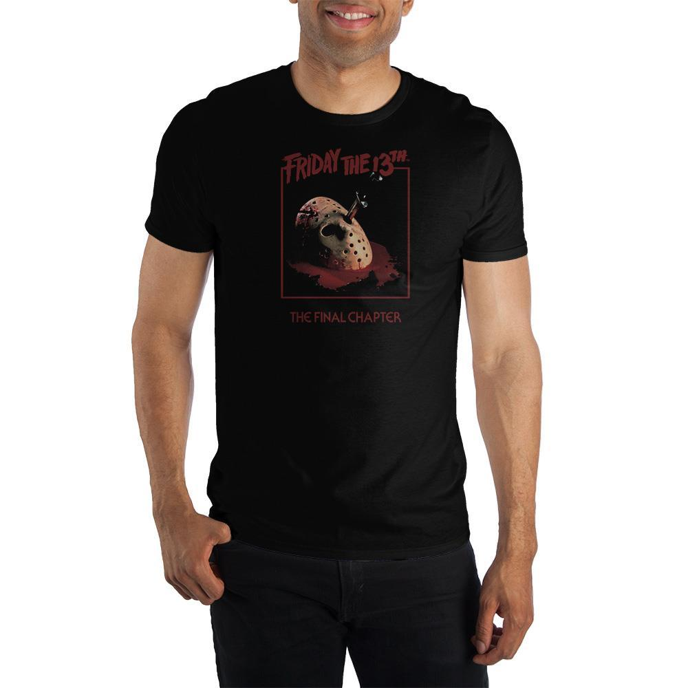 13日の金曜日T-シャツ Friday The 13th: The Final Chapter Short-Sleeve T-Shirt - Zacca store