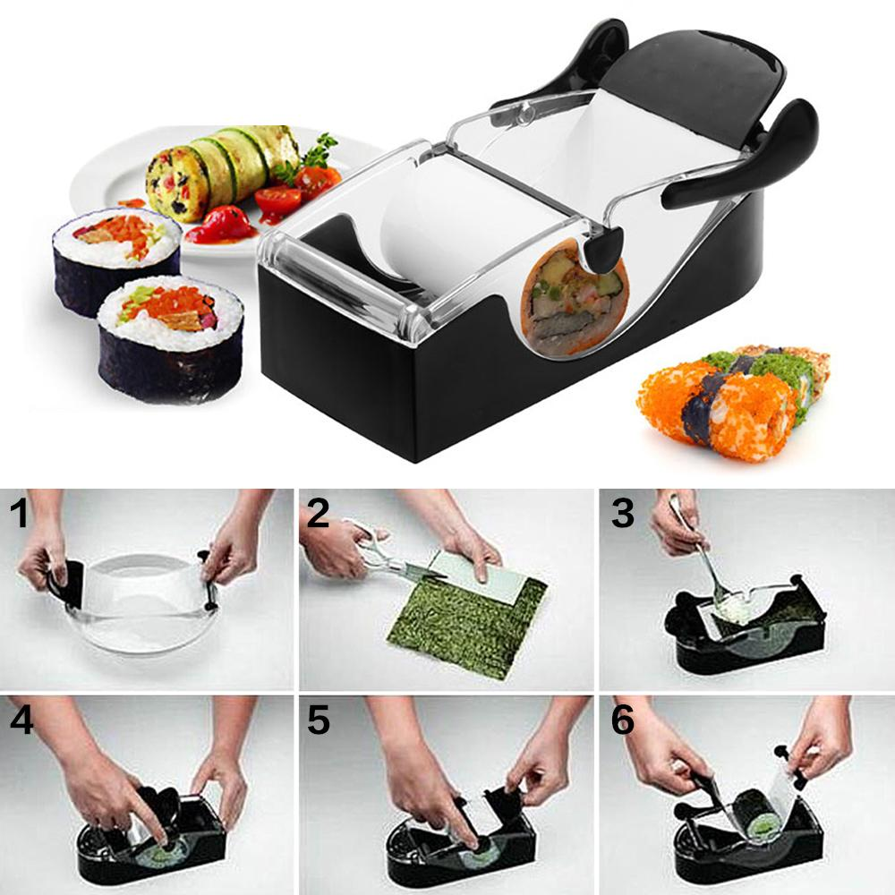 Sushi Roll Maker DIY Rice Roller Mold Kitchen Gadget - Zacca store