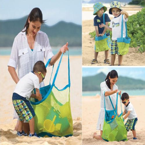Portable Beach Mesh Storage Bag - Zacca store