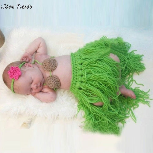 Tropical Baby Hula Dress - Zacca store