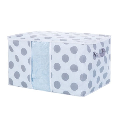 Polka Dots Foldable Storage Bag - Zacca store