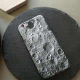 Moon Surface iPhone Case - Zacca store