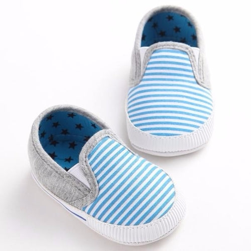 Canvas Shoes Baby New Solid Infant Anti-slip Baby - Zacca store